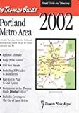 Portland Metro Area, Thomas Bros Maps, 1581743785