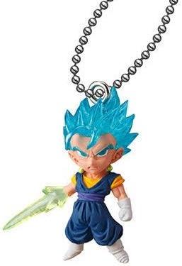 UDM Special 1 Dragon Ball Gashapon Keychain SSGSS Goku