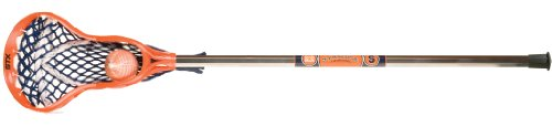 STX  Syracuse Collegiate FiddleSTX Single Mini Super Power with Aluminum Handle and One Ball, 36-Inch