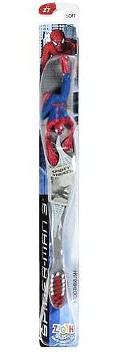 (Zooth Children Toothbrush Spider Man (Pack of)