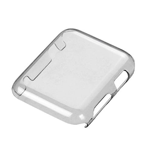 Apple Watch Case,Sunfei Ultra-Slim Cystal Clear PC Hard Protective Case Cover for Apple Watch (42mm) by Sunfei (Image #9)