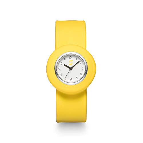 Slappie Children's Watch - Hypoallergenic Soft Jelly Silicone Strap Quartz Watch - Colorful and Water Resistant for Children & Kids