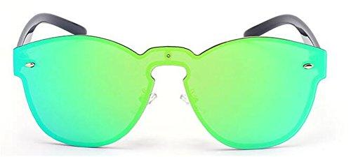 GAMT Fashion Wayfarer Sunglasses Unisex Eyewear - Sunglasses Reflective