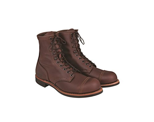Indian Motorcycle Men's Spirit Lake Motorcycle Boots Brown (9)