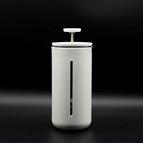 Original Design Small U French Press, Coffee Maker, Tea Maker | Heat Resistant Glass | Home Barista 450 Milliliter