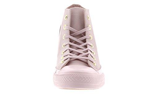 Converse Unisex-Erwachsene CTAS Hi Hohe Sneaker Mehrfarbig (Barely Rose/Barely Rose)