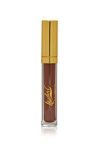 Brown Sugar- Lashed Matte Liquid Lipstick