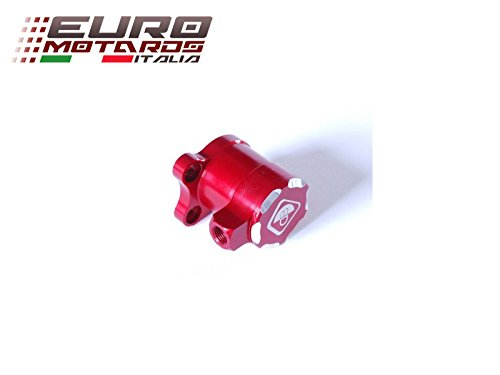Ducati Monster 696 Ducabike Italy Clutch Slave Cylinder Red: