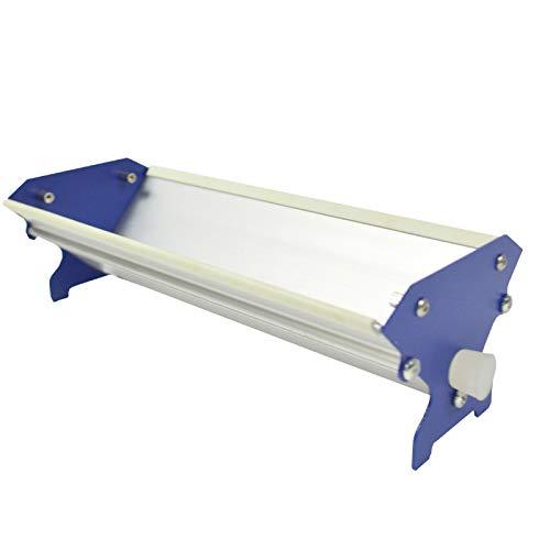 9.5 (24cm) Screen Printing Emulsion Scoop Coater Aluminum Coating Tool TechTongda