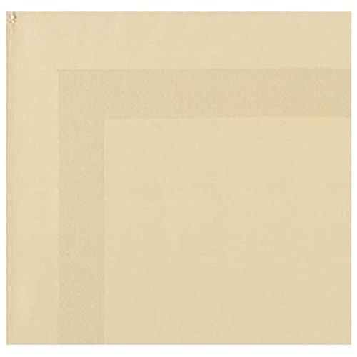 Garnier 100% Colour (Garnier-Thiebaut USA Satin Band Crossbordered Tablecloth Canaveral Sand Color 100% Cotton, 90