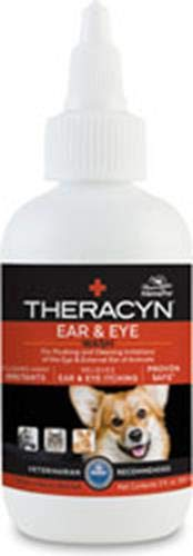 Manna Pro Theracyn Ear and Eye Wash by Manna Pro