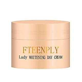 FTEENPLY Whitening Cream - Concealer Bright Skin Rejuvenation Whitening Day Cream. 1 Oz