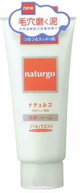 ナチュルゴ 天然クレイ顆粒 洗顔フォーム 毛穴用 120g B000FQNRJ0