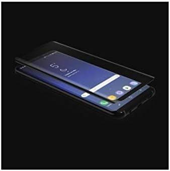 Hama Schutzglas Full Screen Für Samsung Galaxy S9 Schwarz Transparent Elektronik