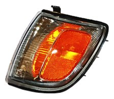 TYC 18-5652-00 Toyota 4 Runner Driver Side Replacement Parking/Corner Light Assembly (Corner Toyota Drivers 4runner Side)