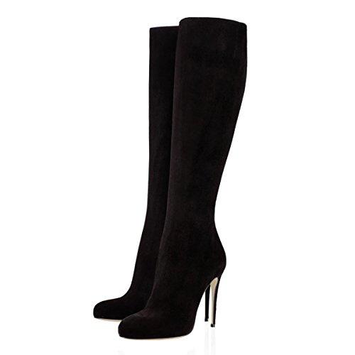 121eef6bf8f good VOCOSI Women's CB-003 Stilettos Boots,High Heels Autumn&Winter ...