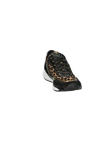 Donna Sneaker Maculato Col Leopardato Guess Sneakers In Phylonette Animalier Mod Fl3phnfap12 Scarpe Stampa Xw6q7