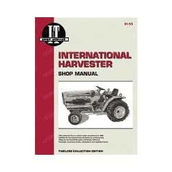 Service Manual - Case/International Harvester - IH-55