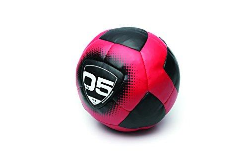 Escape Fitness Estados Unidos vertball balón Medicinal, Rojo, 5kg/5Kilogram