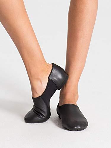 Capezio Wonder Jazz Zapato para niño, Caramelo, Child 12.5