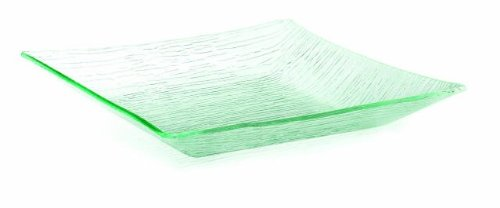 TableCraft Products A1515 Tray, Square, Acrylic, 15.25