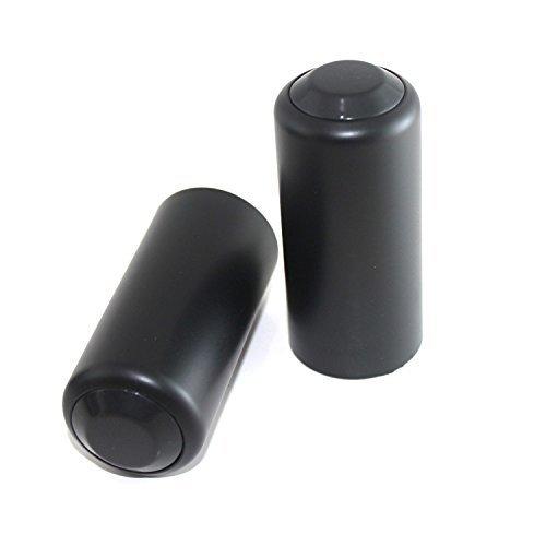 BOLY 2 Pack Mic Screw on Cap Cover Cup For PGX2 PGX4 SLX4 SLX2 BETA58 Wireless