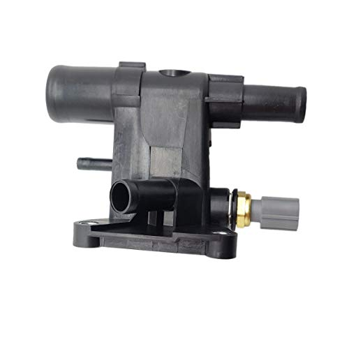 Ford Water Outlet - Engine Coolant Water Outlet for 2012-2018 Ford Focus S SE Titanium 2.0L L4