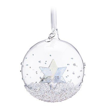 Swarovski 2014 Annual Edition Ball Ornament