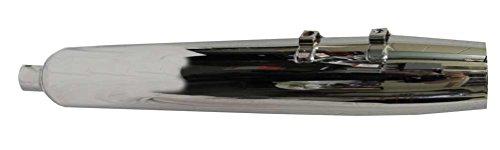 Harley Davidson Fuel (Harley-Davidson Motorcycle Muffler Assembly Right Side, Touring Models 65846-10)