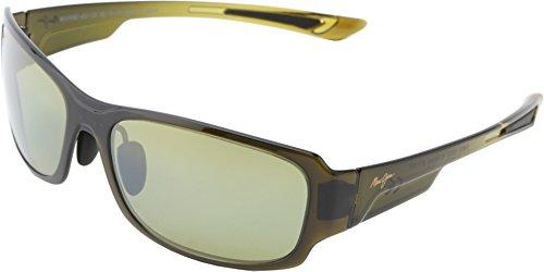 Maui Jim Sunglasses - Bamboo Forest / Frame: Olive Fade Lens: Maui - Ht Maui Jim Lenses