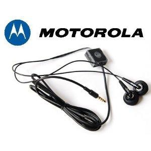 Motorola XPRT MB612 Grasp WX404 XT800 Greco XT502 Atrix MB865 OEM SYN2356A Stereo Headset - Original (Universal 3.5 mm) (Motorola Xprt Mb612)