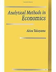 Analytical Methods in Economics