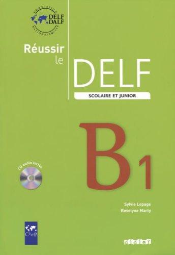 Fit für das DELF - Aktuelle Ausgabe: B1 - Schülerbuch mit Hör-CD