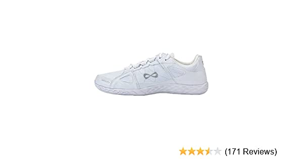 bf96b34a32 Amazon.com   Nfinity Rival Cheer Shoe   Sports   Outdoors
