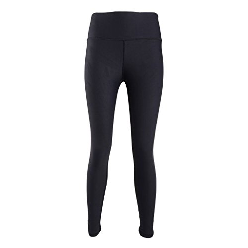 COOLOMG Compression Running Exercise Leggings