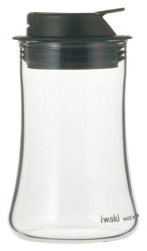 iwaki Salt and Pepper Shaker 120ml (KT5031BKSP)
