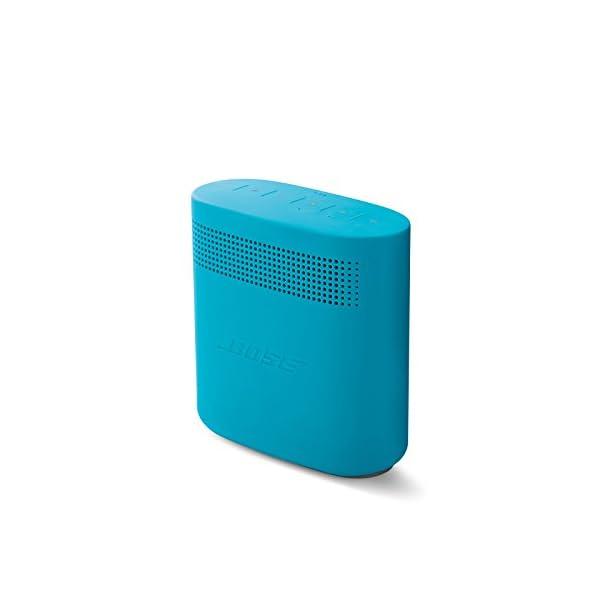 Enceinte Bluetooth Bose  SoundLink  Color II - Bleu 4