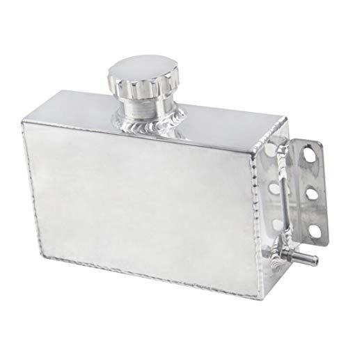 Coolingcare Aluminum Coolant Overflow Expansion Reservoir Fuel Tank Custom ()