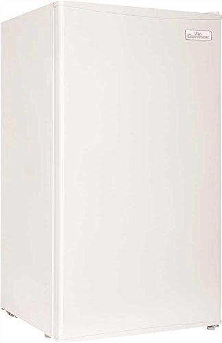 GARRISON REFRIGERATORS 2493168 3.3 Cu. ft. Energy Star Compact Refrigerator, White by Garrison