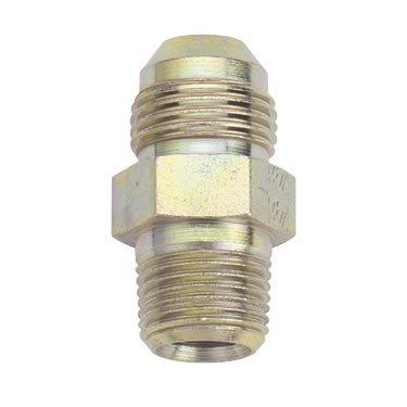 Fragola 581611#10 X 3//8 Mpt Straight Adapter Steel