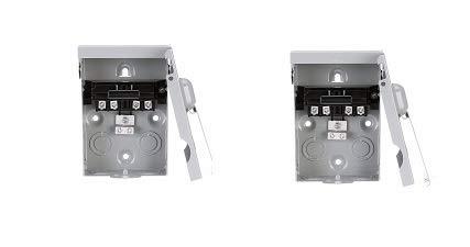 SIEMENS WN2060U Non-Fused AC Disconnect (2)