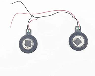 Replacement Left Right L R Speaker Loudspeakers for Nintendo DS Lite for NDSL Console