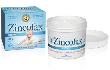 Zincofax Cream