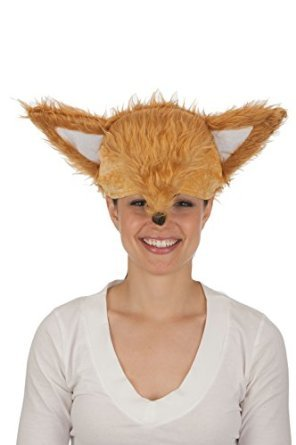 [Jacobson Hat Company Women's Fox Hat, Brown, Adult] (Fox Hat Costume)