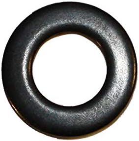 M6 Schwarze Unterlegscheiben DIN 125 Edelstahl M3 10, M6 M8 M4 M10 M5