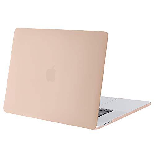 Funda Mosiso Para Macbook Pro De 16 A2141 Camel