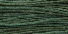 Weeks Dye Works 6-Strand Embroidery Floss 5yd - Holly