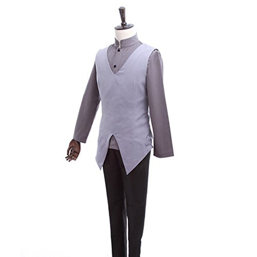 FOCUS-COSTUME BORUTO NARUTO THE MOVIE Uchiha Sasuke Full Set Cosplay Costume