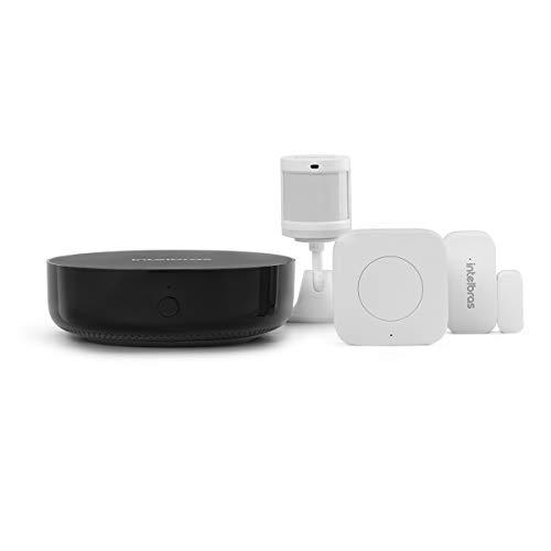 Kit Casa Inteligente Mibo Home Intelbras, Compatível com Alexa - AMH3001