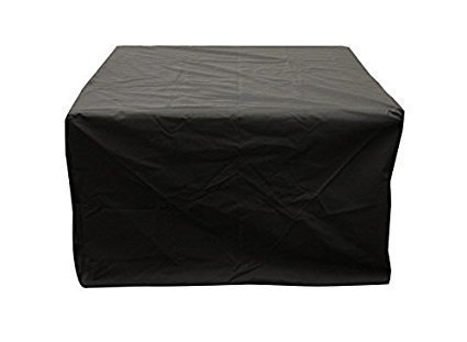 36 inch Square cover for Outdoor Firepits, Firetables and Outdoor Tables by Outdoor Bazaar